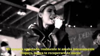 Gunshot (Subtitulada al español) - Lykke Li