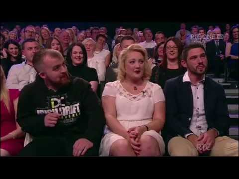 Mad boy racer lad on Ray D'Arcy show