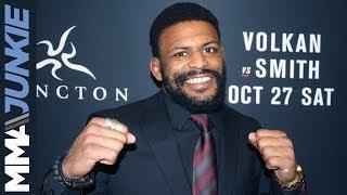 UFC Moncton: Michael Johnson post fight interview