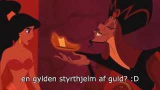 Et Helt Nyt Liv Med Den Gamle Kussetyv - (Aladdin)