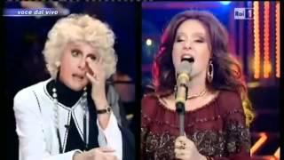 """Tale e Quale Show - Serena Autieri """"Maledetta primavera"""" 11/05/2012"""