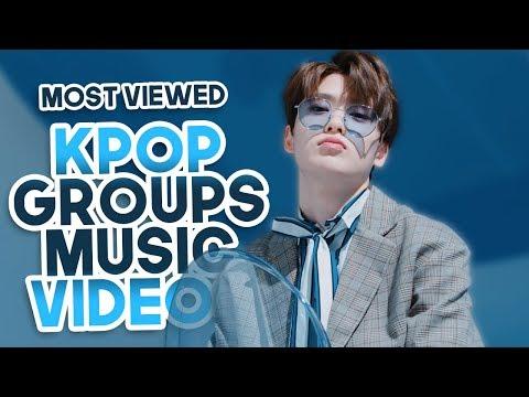 «TOP 30» MOST VIEWED KPOP GROUPS MUSIC VIDEOS OF 2018 (March Week 3)