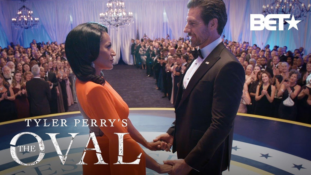 Download Tyler Perry's The Oval Season 2 Coming in Feb. Catch-up on Season 1 On Demand or the BET NOW App