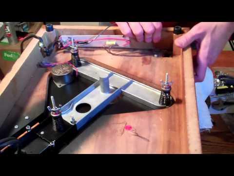 Upgrade AR Turntable Motor Installation
