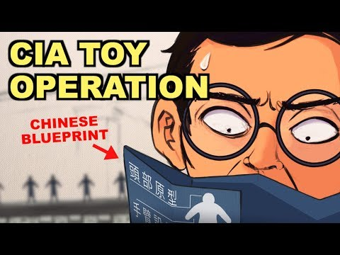The CIA's Secret Toy Operation in South Asia