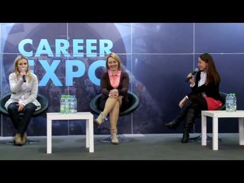 Career EXPO Poznań: Personal Branding w social media (debata)