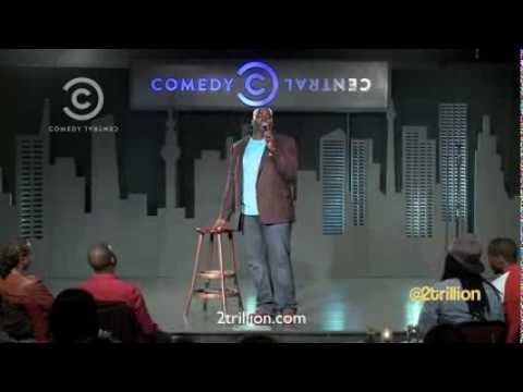 """""""GRIFF"""" becomes FIRST AMERICAN to tape Comedy Central Africa"""