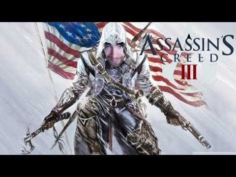 Funny Assassins Creed III Multiplayer Gameplay AC3 by Whiteboy7thst