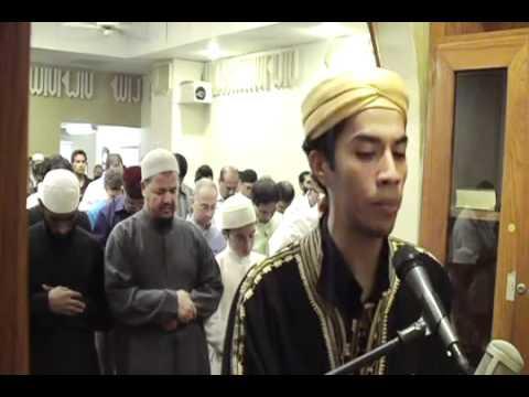 Sholat Taraweeh 2011 @ ICSGV USA Qari Youssef Edghouch
