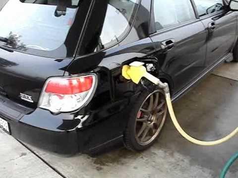 kit ethanol subaru impreza