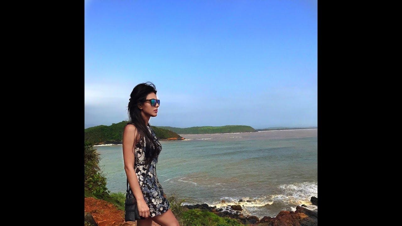 Gokarna India Jungle Hike From Half Moon Beach To Om