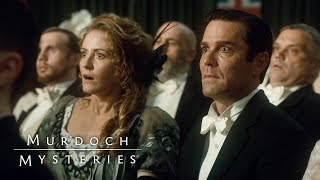 "Murdoch Episode 15, ""One Minute to Murder"", Preview 