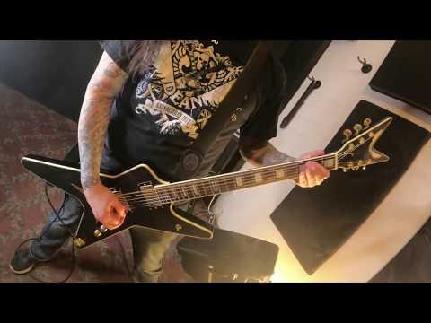 Necronomicon - Vox Draconis (Official Guitar Playthrough)