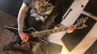 Necronomicon - Vox Draconis (Official Guitar Playthrough)