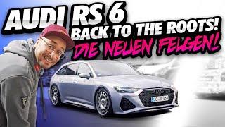 JP Performance - Neue Felgen für den rasenden Falken! | Audi RS6