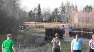 Fitness Friday: Building A Bond With A New Women's Running Group [VIDEO]