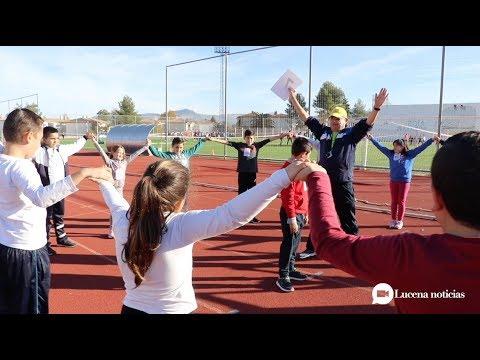 VÍDEO: El PDM celebra el Día del Niño proponiendo a 400 escolares hacer deporte jugando