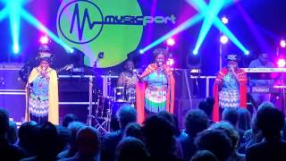 The Mahotella Queens @Musicport Festival 2016(Whitby)