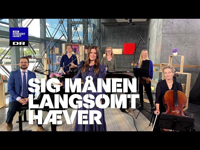 Sig månen langsomt hæver // Morgensang med Phillip Faber & Pernille Rosendahl