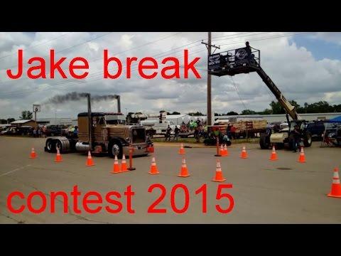 Jake brake contest 2015 (Full)