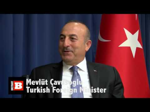 Interview of Foreign Minister Mevlüt Çavuşoğlu to Breitbart News, 21 March 2017, Washington D.C.