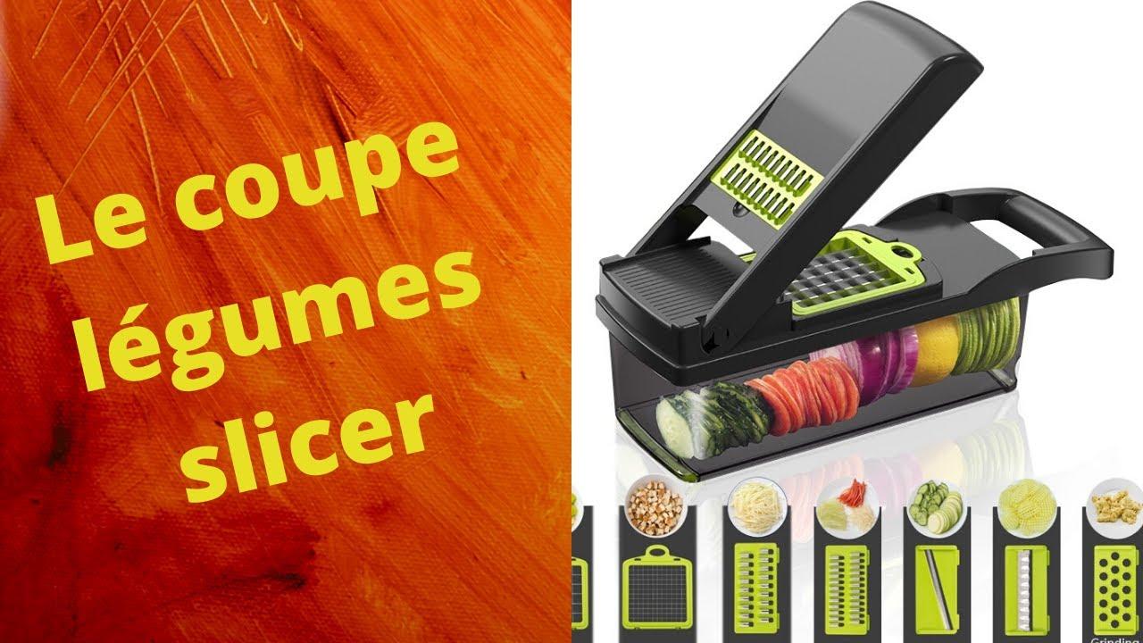 Mandoline De Cuisine Multifonction Slicer Trancheuse De Legumes