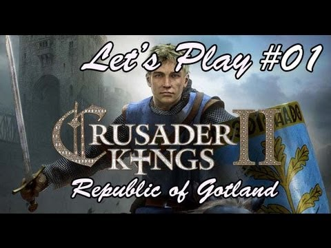 Crusader Kings 2: The Republic of Gotland (1)