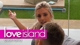 Erin and Eden have their first fight | Love Island Australia 2018