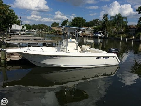 [UNAVAILABLE] Used 1999 Key West 2300 Bluewater in Bradenton, Florida