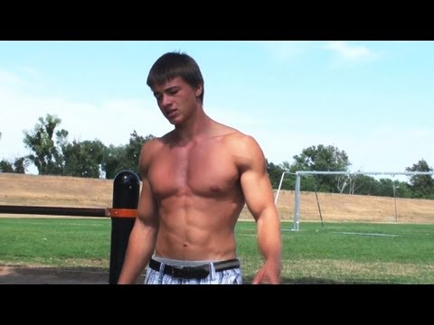 how to make my chest bigger without weights