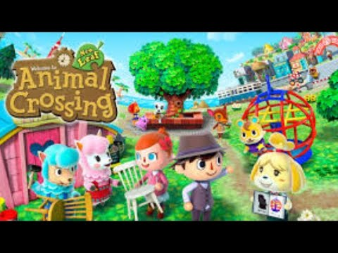 Animal Crossing: New Leaf how to get Kicks and Shampoodle