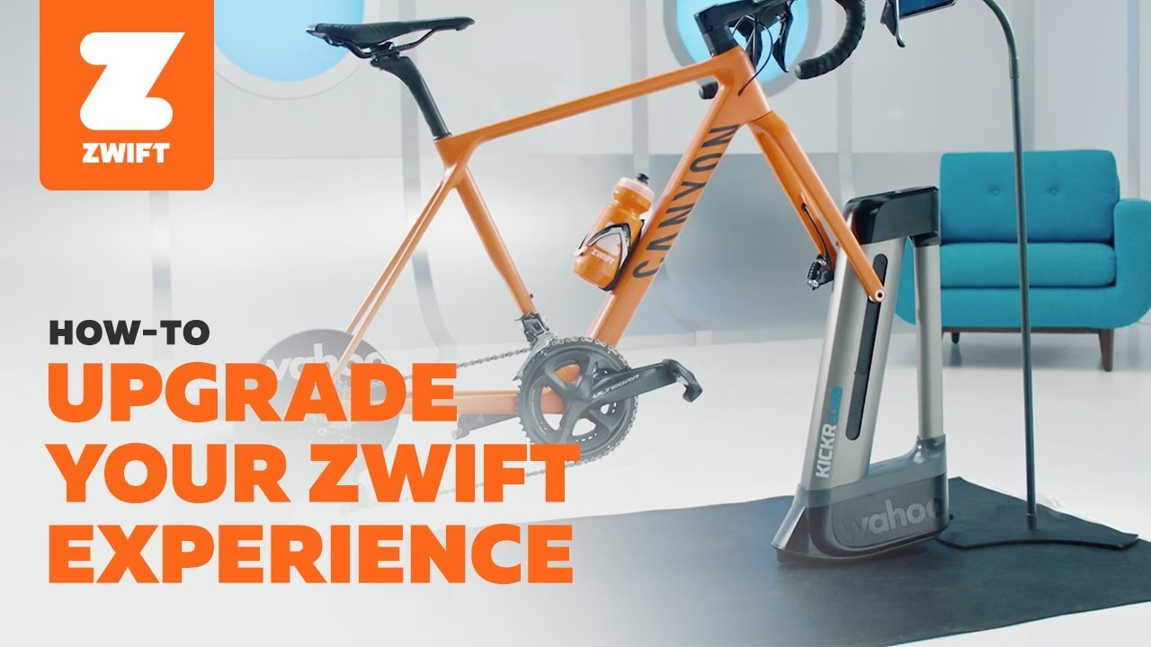 Upgrading Your Zwift Experience Instructions Zwift