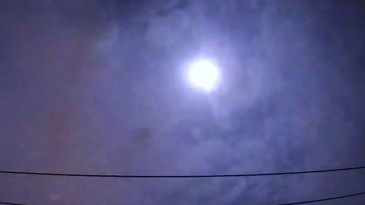 で 火球 大きな 上空 関東