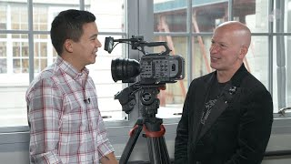 First Look: Sony PXW-FX9 Camera
