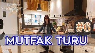 IKEA MUTFAK TURU #6 - 10 m2 COUNTRY MUTFAK - İç Mimar Sisters