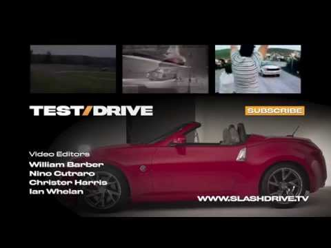 2014 Nissan 370Z Roadster Touring Review*TEST DRIVE