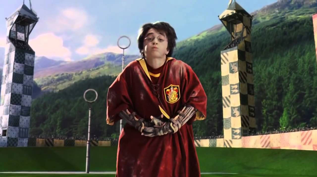 Harry Potter Quidditch Spiele