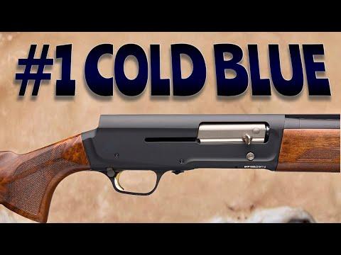 Cold Gun Bluing The Easy Way
