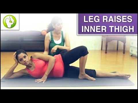 Pregnancy Workout | Inner Thigh Muscle