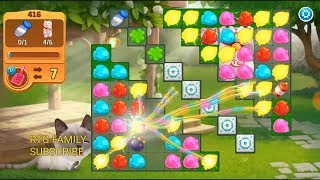 Lets play Meow match level 416 HARD LEVEL HD 1080P