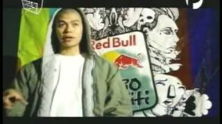 Red Bull Video Graffiti Mesa de Noche