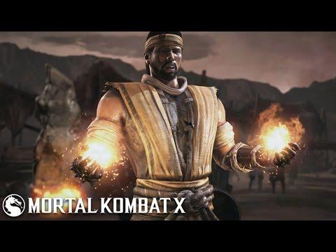 Mortal Kombat X - Scorpion (Hellfire) - Klassic Tower On Very Hard (No Matches/Rounds Lost)