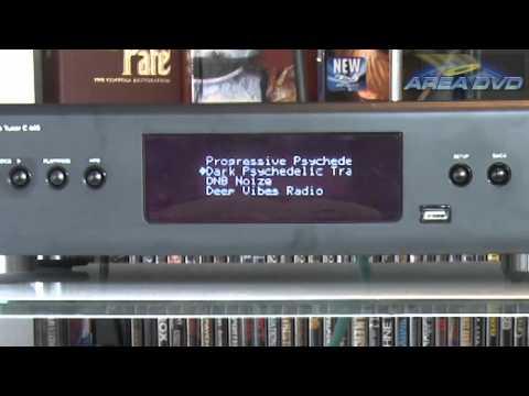 Review NAD C446 Digital Media Tuner - Streaming Client mit WLAN, USB und UPNP.mp4