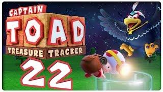 Let's Play CAPTAIN TOAD: TREASURE TRACKER Part 22: Finale von Episode 3
