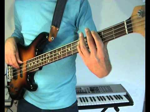 UB40 - Kingston Town - Bass Cover
