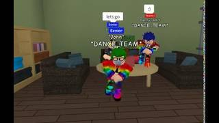 Bares e melodia-ESPERANÇOSO (DANCE TEAM) [ANTI-BULLYING] Roblox