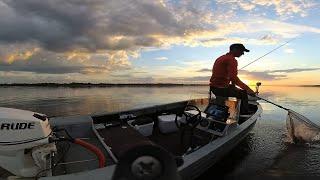 За судаком на джиг Отдых и рыбалка на озере