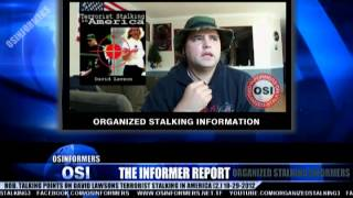The Informer Report 10-29-2012 Talking Points On David Lawsons Terrorist Stalking In America (2.)