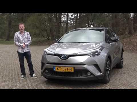Toyota C HR Review (Rijn IJssel)