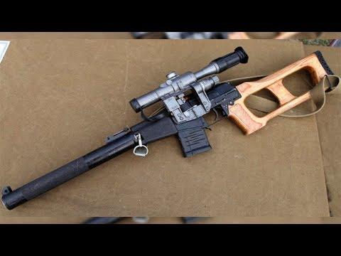 Лучшие снайперские винтовки в мире - Сравнение вооружения (США, Россия) - Шоу фактов